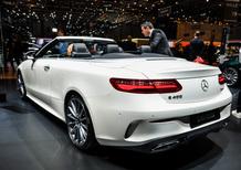 Mercedes al Salone di Ginevra 2017