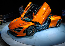 McLaren 720S, la videorecensione al Salone di Ginevra 2017 [Video]