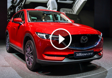 Nuova Mazda CX-5, la videorecensione al Salone di Ginevra 2017 [Video]