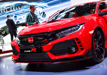 Honda Civic Type R, la videorecensione al Salone di Ginevra 2017 [Video]