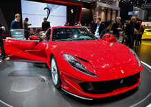 Ferrari 812 Superfast, la videorecensione al Salone di Ginevra 2017 [Video]