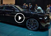 Rolls-Royce bespoke, la videorecensione al Salone di Ginevra 2017