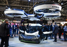 Italdesign Airbus Pop.Up, la videorecensione al Salone di Ginevra 2017 [Video]