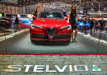 Alfa Romeo Stelvio, la videorecensione al Salone di Ginevra 2017 [Video]