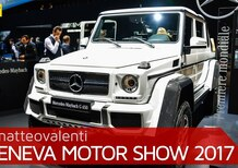 Mercedes Maybach G650 Landaulet, la videorecensione al Salone di Ginevra 2017 [Video]