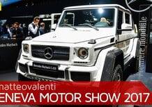 Mercedes Maybach G650 Landaulet, la videorecensione al Salone di Ginevra 2017 [Video]