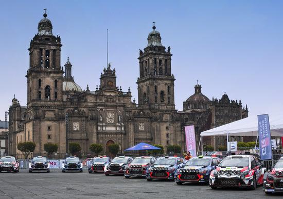 WRC17 Mexico. Difendiamo Guanajuato!