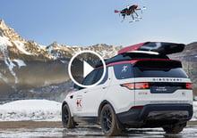 Land Rover Discovery 5 Project Hero, la videorecensione al Salone di Ginevra 2017 [Video]