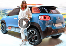 Citroen C-Aircross, la videorecensione al Salone di Ginevra 2017 [Video]