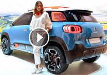 Citroen C-Aircross, la videorecensione al Salone di Ginevra 2017 [Video]