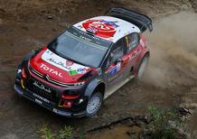 WRC 2017/Citroen. Messico, il Momento della verità C3 WRC: Kris Meeke!