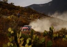 WRC17 Mexico. Kris Meeke e C3 Strepitosi. A un passo dalla vittoria!