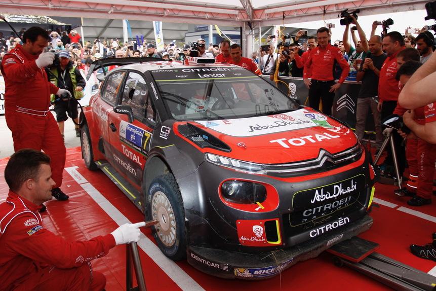 WRC17 Mexico. Kris Meeke e Citroen C3: dall'Ombra alla Leggenda (in dieci secondi) (2)