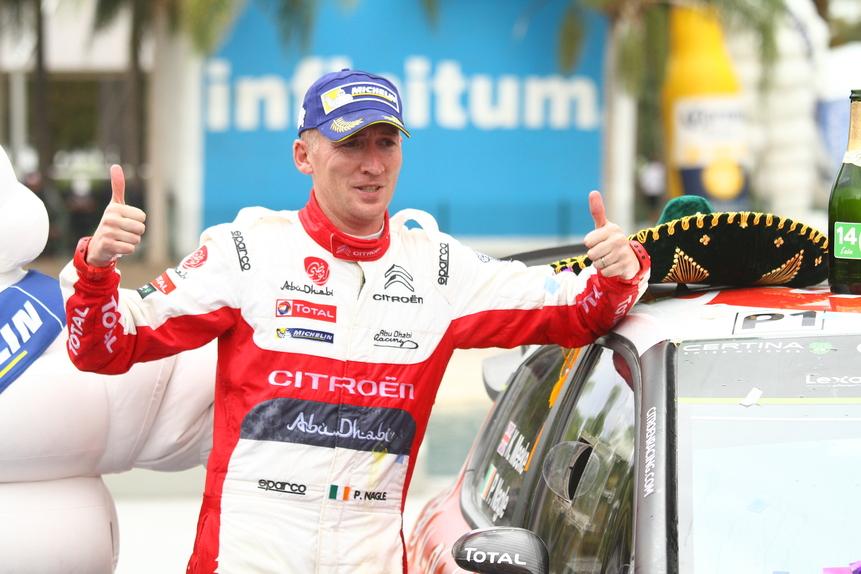 WRC17 Mexico. Kris Meeke e Citroen C3: dall'Ombra alla Leggenda (in dieci secondi) (3)