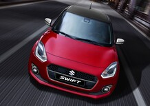 Nuova Suzuki Swift 2017, in vendita la Web Limited Edition