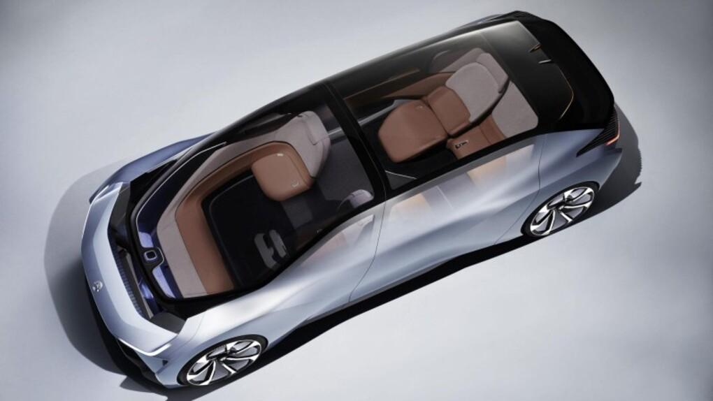 """Nio Eve Concept: dopo l'hypercar elettrica, ecco """"l'anti-Tesla"""" del 2020 (2)"""