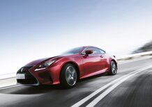 Promozione Lexus RC a 350 €/mese con Pay per Drive