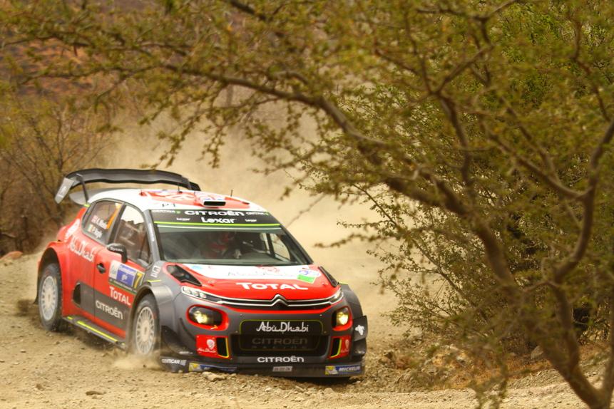 WRC 2017, le foto più belle del Rally del Messico (2)