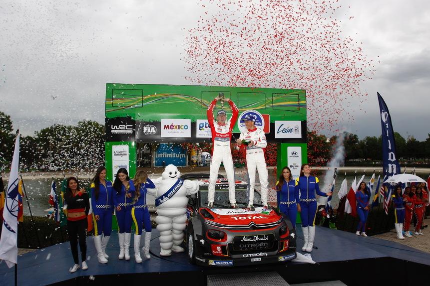 WRC 2017, le foto più belle del Rally del Messico (3)