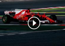 DopoGP F1 2017: speciale test pre-stagione a Barcellona [Video]