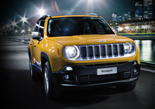 Jeep Renegade in offerta Be-lease All-in a 269 €/mese