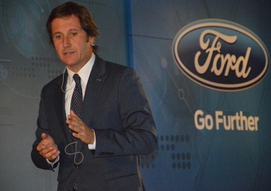 Fabrizio Faltoni nuovo presidente e amministratore delegato di Ford Italia