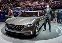 Pininfarina H600, la concept diventa realtà [Video]