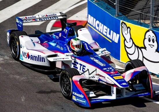 Formula E, BMW tra i costruttori dal 2018