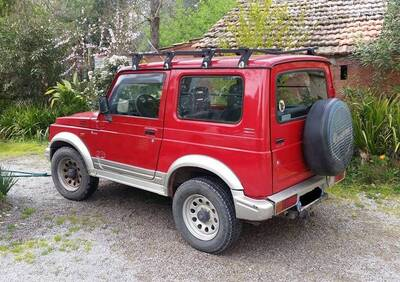 Suzuki Samurai 1.3i cat Berlina De Luxe del 1999 usata a Cortona usata