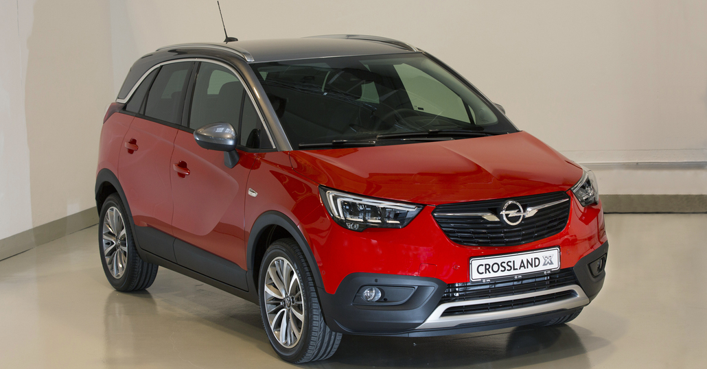 opel crossland x suv quanto basta news. Black Bedroom Furniture Sets. Home Design Ideas