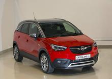 Opel Crossland X: SUV quanto basta