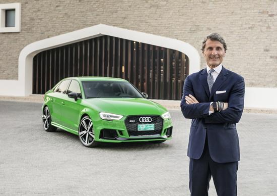 Winkelmann, Audi Sport: «Plug-in hybrid nella gamma? Stiamo valutando»