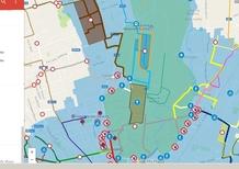 Monza e Autodromo a motori spenti nel weekend: mappa viabilistica per la visita del Papa
