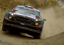 """WRC17. Lorenzo Bertelli: """"Bisogna farlo seriamente, come tutto!"""""""
