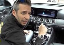 Mercedes Classe E, connessa con C.A.S.E. [Video]