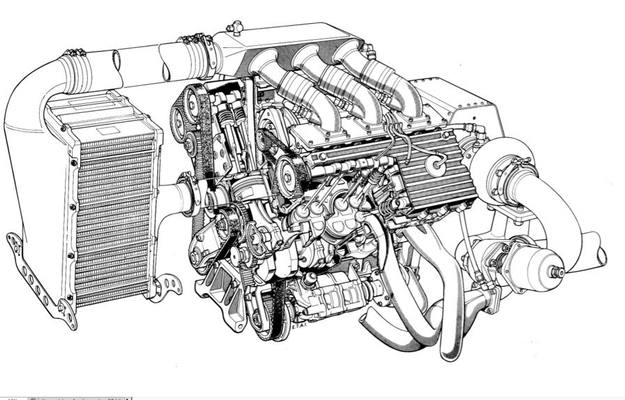 Tecnica e storia: le Formula 1 più potenti (3)