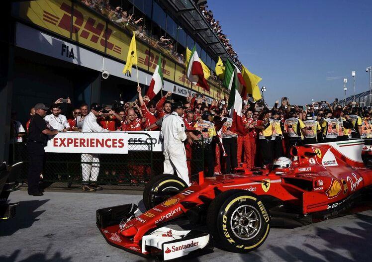 F1, GP Australia 2017: le foto più belle