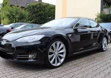 Tesla Model S Model S 85kWh Base del 2013 usata a Firenze