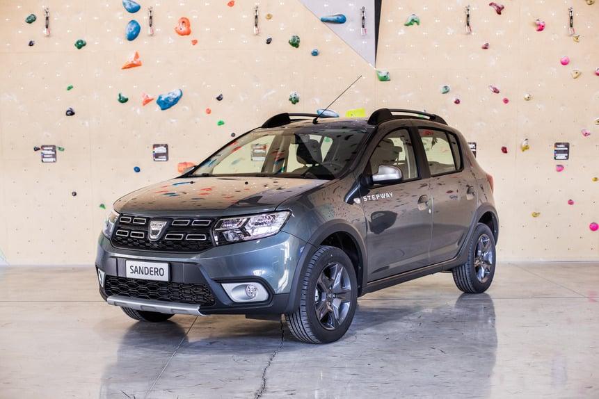 Dacia Brave: una serie speciale