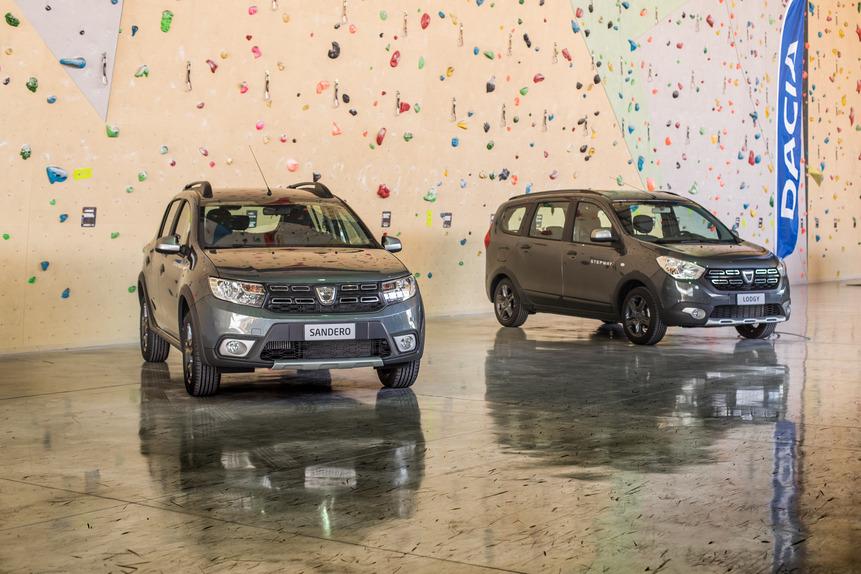 Dacia Brave : la serie speciale che ama stupire