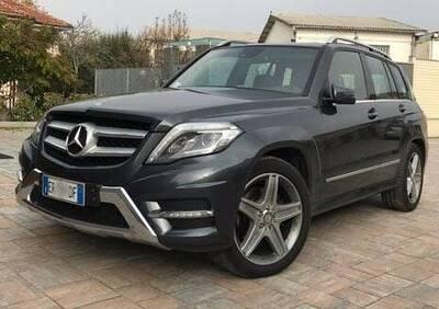 Mercedes-Benz GLK 250 4Matic BlueTEC Premium del 2013 usata a Moncalieri