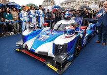 24 Ore di Le Mans 2017, Cetilar Villorba Corse presenta la sua vettura