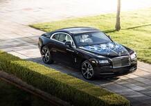 "Rolls-Royce Wraith, ""Inspired by British Music"""