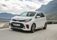 Nuova Kia Picanto GT-Line 2017, l'anti-Panda tutto pepe! [Video Primo Test]