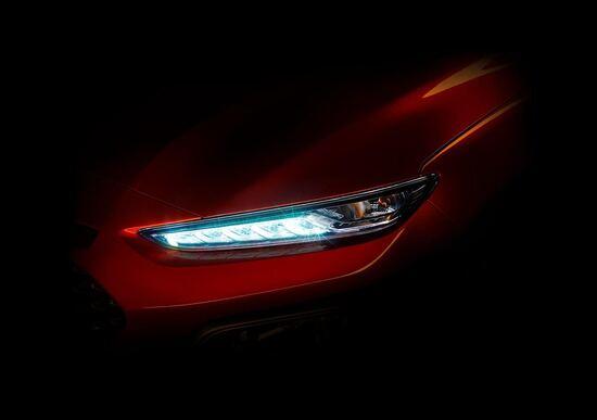 KONA Il nuovo SUV compatto di Hyundai