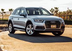 Audi Q5 (2016->>)
