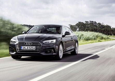 Audi A5 Coupé | Test drive #AMboxing