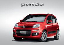 Fiat Panda in offerta a 7.950 €