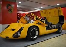 Kreisel Evex 910e: la Porsche 910 che corse Le Mans diventa una stradale elettrica