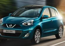 Nissan Micra 5 porte a 8750 €